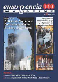 Nº8 - 112 Emergencia Magazine - Abril 2016