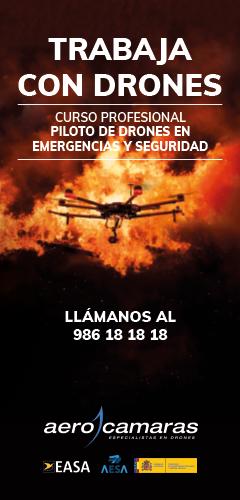 Aerocamaras Curso de Drones